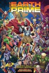 Mutants & Masterminds (3E) Atlas of Earth Prime (Hard Cover)