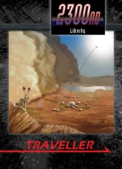2300AD Liberty: Fighting Crime In America's Off-World State