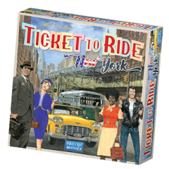 DO7260 - Ticket To Ride: New York