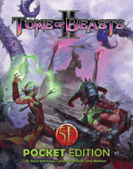 Tome of Beasts II (Pocket Edition) (5E)