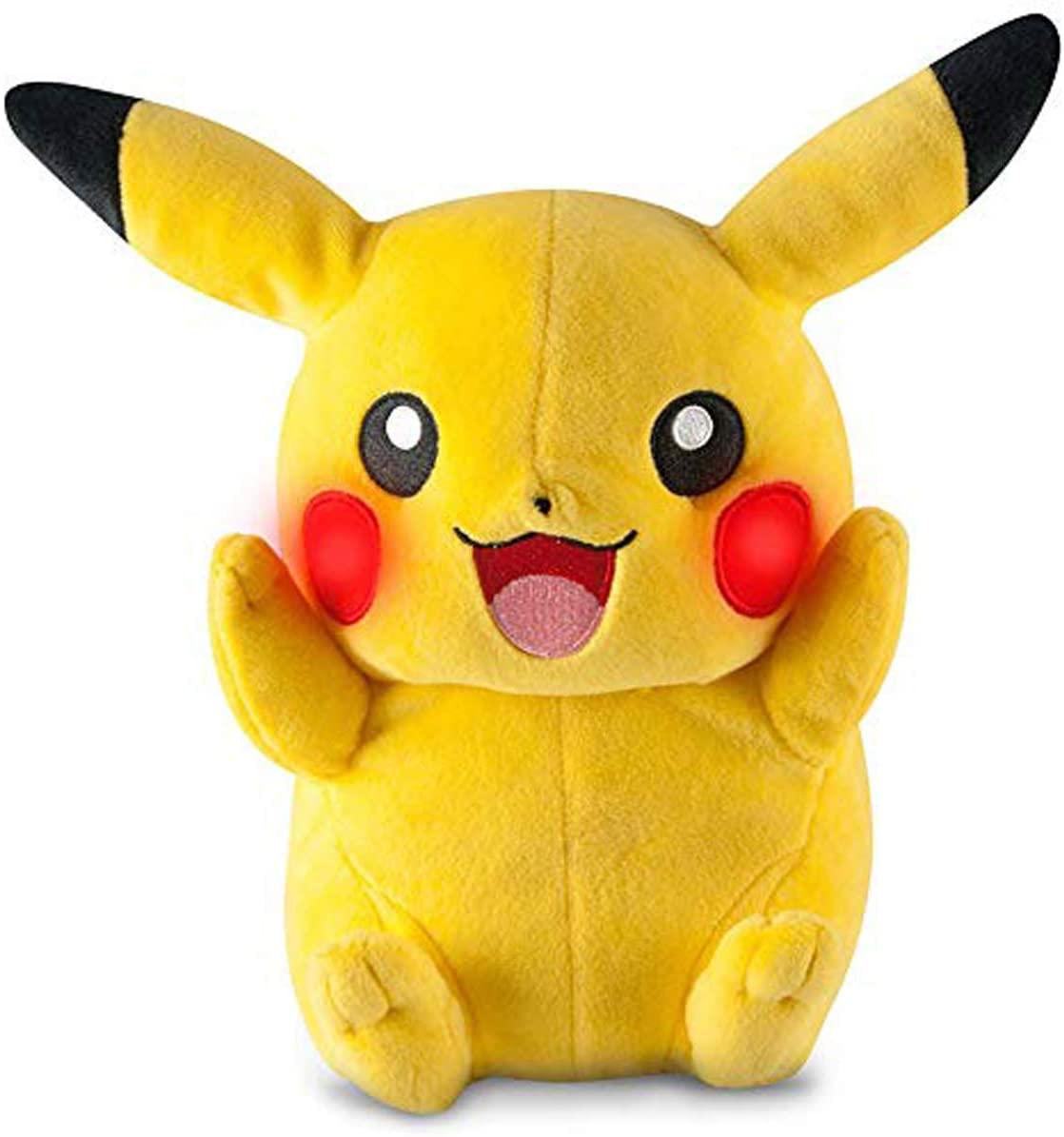 WCT Pikachu 8 Plush