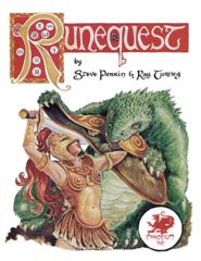 Runequest RPG: Classic Edition HC