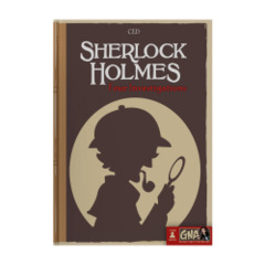 Graphic Novel Adventure: Sherlock Holmes Four Investigations