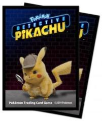 Ultra Pro Sleeves (65) - Detective Pikachu