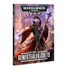 40k Codex: Genestealer Cults (old)