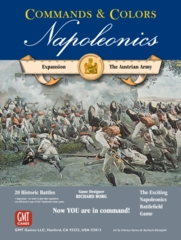 Commands & Colors: Napoleonics Expansion #3: The Austrian Army