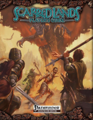 Scarred Lands Player's Guide Pathfinder