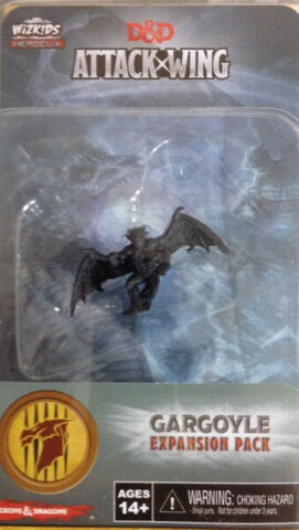 D&D Attack Wing Gargoyle Expansion Pack WizKids