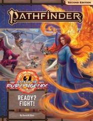 Pathfinder 2E Adventure Path 167 - Ready? Fight! 90167