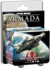 FFG SWM23 - Star Wars Armada: Rebel Fighter Squadrons II Expansion Pack