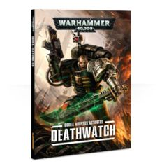 40k Codex: Deathwatch (old)