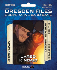 Dresden Files - Cooperative Card Game - Expansion 4 - Dead Ends