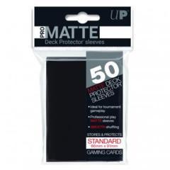 Ultra Pro Matte Standard Sleeves (50 ct)
