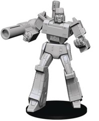 WZK 73957 - Transformers Deep Cuts Unpainted Miniatures: Megatron