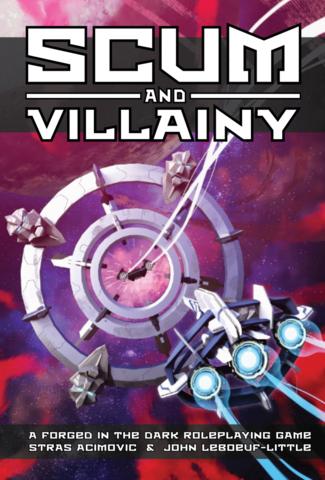 Scum and Villainy 0040 HC