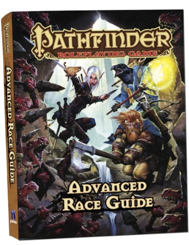 Pathfinder - Advanced Race Guide (Pocket Edition)