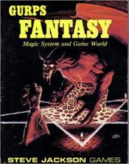 GURPS (1e) - Fantasy 6001