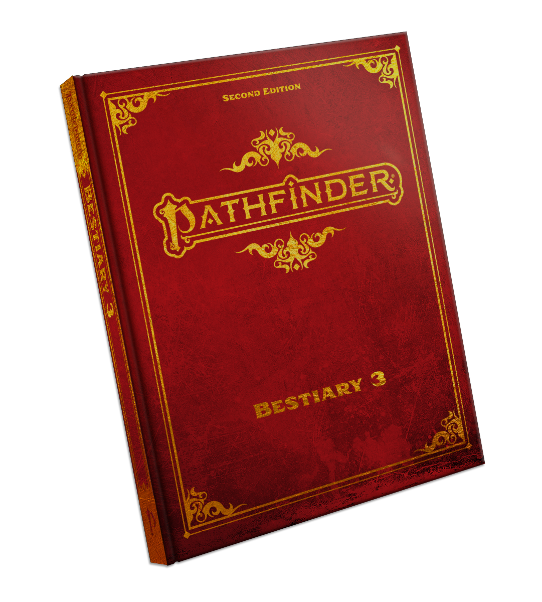 Pathfinder 2E - Bestiary 3 Special Edition 2107-SE