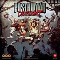 Posthuman Defiant