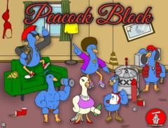 Peacock Block