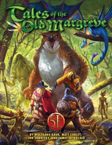 5E - Tales of the Old Margreve HC