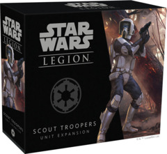 FFG SWL19 - Star Wars: Legion - Scout Troopers Unit Expansion