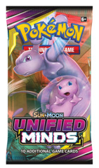 SM Unified Minds Booster Pack