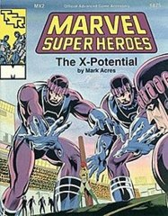 Marvel Super Heroes - MX2 - The X-Potential 6875