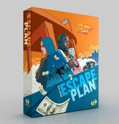 Escape Plan w/KS Upgrade Pack