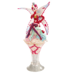 Sugar Sweet Fairy on Ice Cream LED Base - 9546