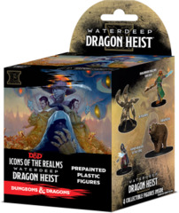 D&D Icons of the Realms: Waterdeep Dragon Heist -  Booster Pack