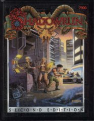 Shadowrun(2e) - Core Rulebook 7900 HC