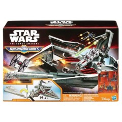 Star Wars The Force Awakens Micro Machines Star Destroyer