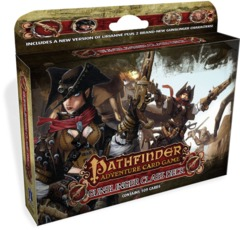 Pathfinder Adventure Card Game: Gunslinger Class Deck