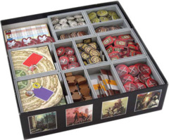 Folded Space - 7 Wonders Organiser
