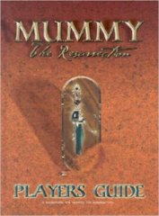 Mummy: The Resurrection 2381 HC Player Guide (2002 Edition)