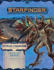 Starfinder Adventure Path 23 - Hive of Minds PZO7223