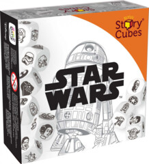 AWSC1 - Rory's Story Cubes: Star Wars (Box)