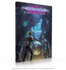 Numenera - Voices of the Datasphere