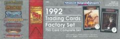 TSR 1992 Trading Cards Factory Set 1080