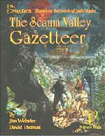 The Dying Earth - The Scaum Valley Gazetteer