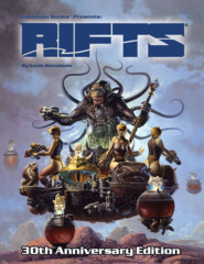 Rifts RPG Anniversary Commemorative Edition Hardcover