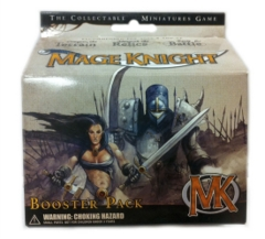Mage Knight Booster Pack (2003)