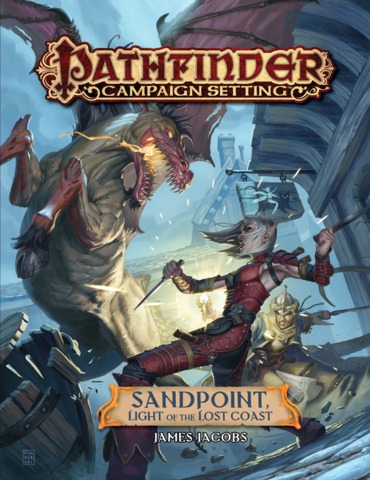 Pathfinder Campaign Setting - Sandpoint Light of the Lost Coast