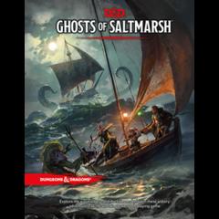 D&D 5E - Ghosts of Saltmarsh