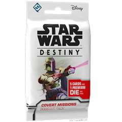 Star Wars Destiny - Covert Missions Booster Pack