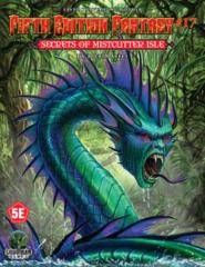 Fifth Edition Fantasy #17 - Secrets of Mistcutter Isle