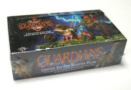 Guardians Limited Edition Booster Box  CCG (FPG)