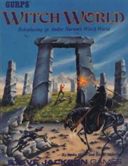 GURPS (3e) - Witch World 6008