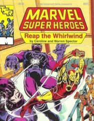 Marvel Super Heroes MX3 - Reap the Whirlwind 6877